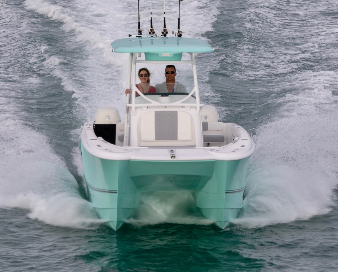 "Twin Vee Unveils Transformative New PowerCat for 25th Anniversary; Awarded ""Best Boat"" by Florida Sportsman Magazine"